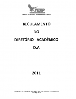 DIRETORIO ACADEMICO