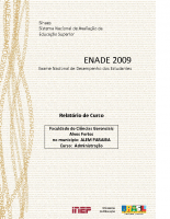Resultado 2009