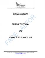 Exercício Domiciliar