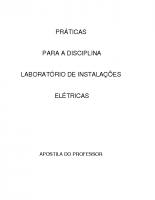Prática Lab. Elétrica Engenharia
