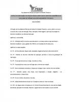 EDITAL DIREORIO ACADEMICO-2016