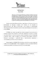 INOVAR Relatório 2013